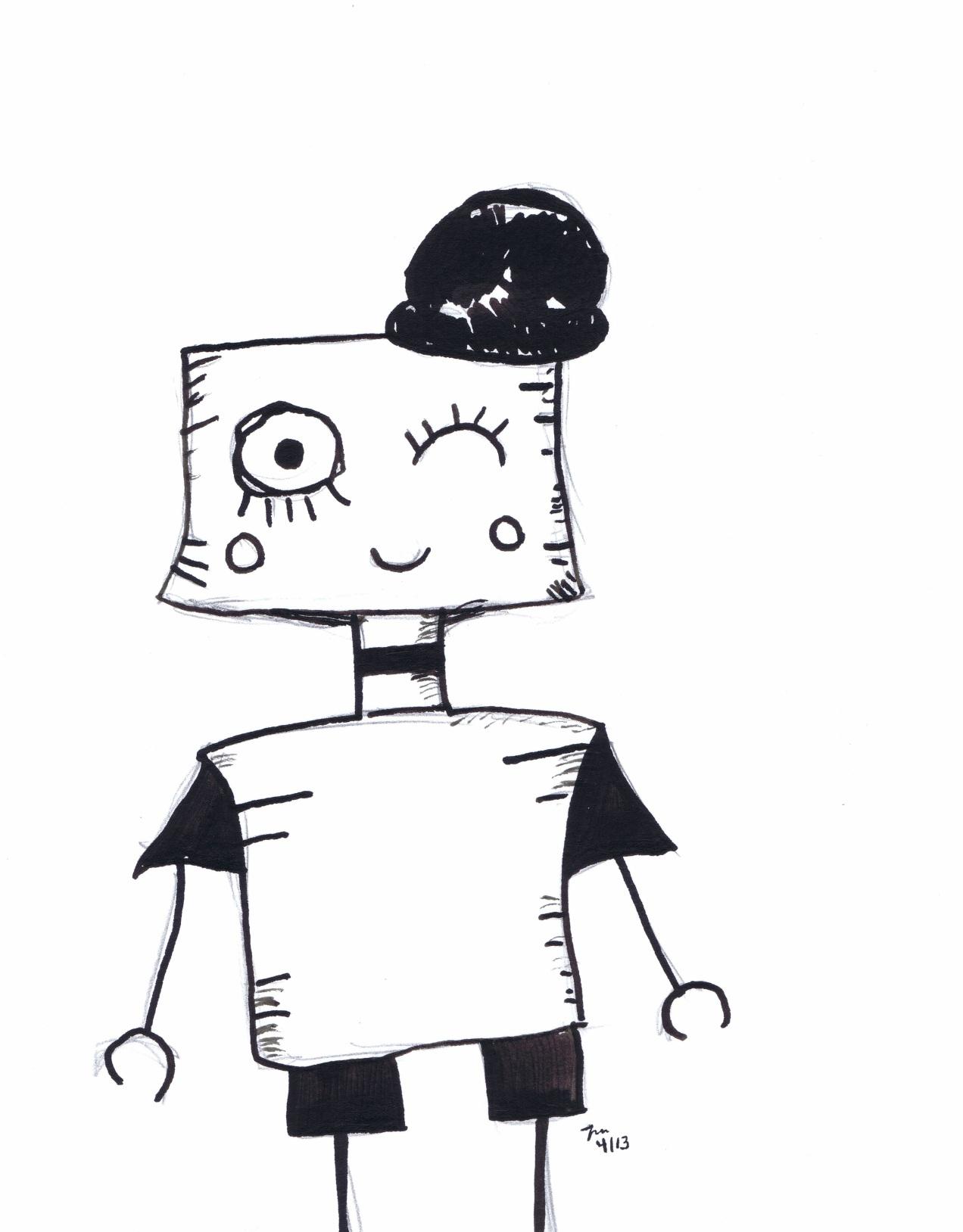 Robot Wink